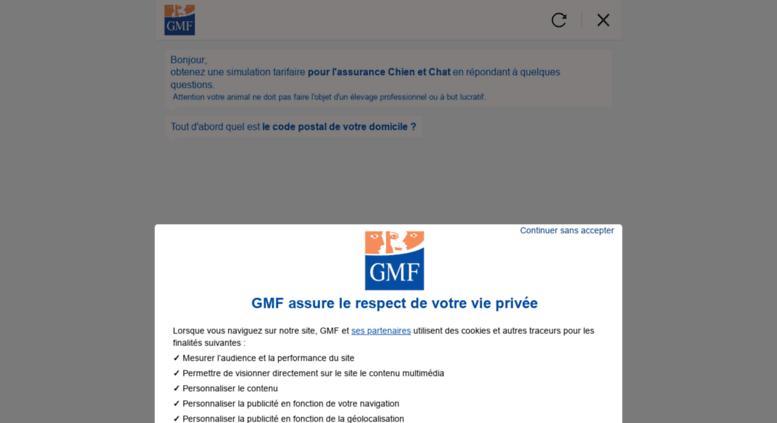 Access Devis Assurancegmffr Gmf
