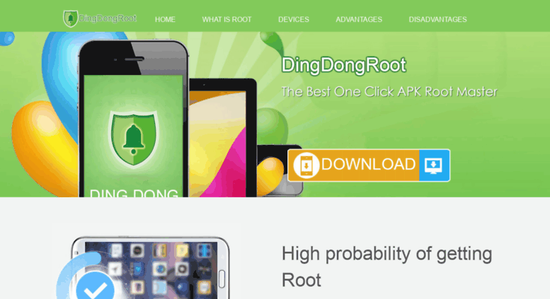 Access dingdongroot net  DING DONG ROOT APK   DING DONG ROOT v1 3 20