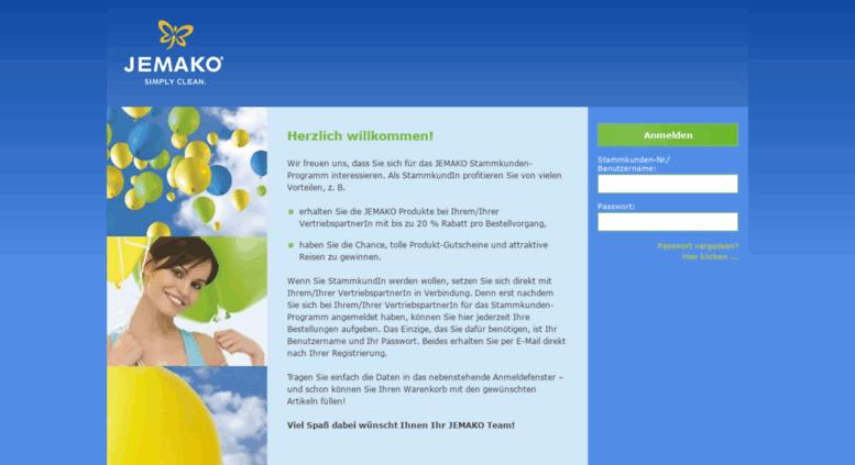Jemako Com Portal