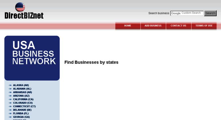 Access directbiznet com  Business to Business Network