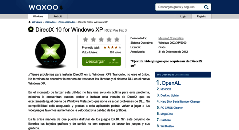 Latest directx for windows xp | DirectX 12 Offline Installer