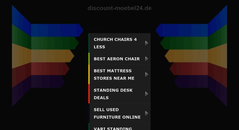 access discount m beldiscounter shop f r g nstige discount m bel. Black Bedroom Furniture Sets. Home Design Ideas