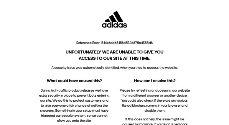 the latest f674e 7a12f discover.adidas.co.id screenshot