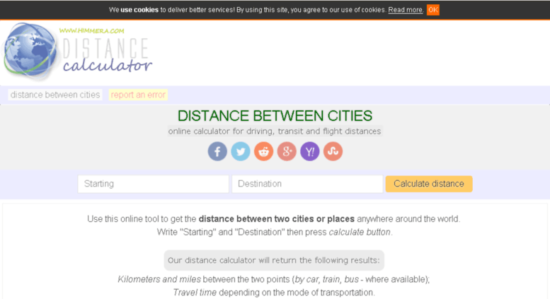 Distance calculator market car hire kenya.