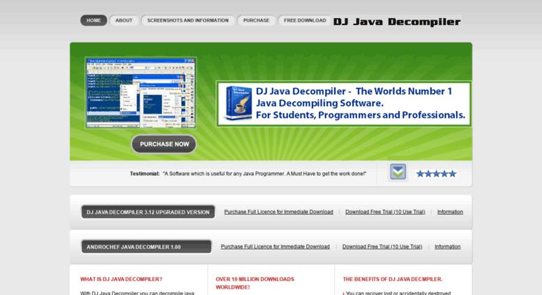 dj java decompiler download