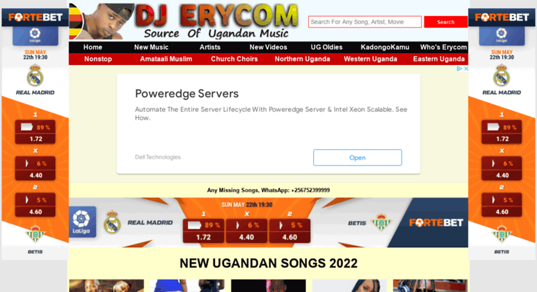Access djerycom com  Download Ugandan Music 2019 | Top Ugandan