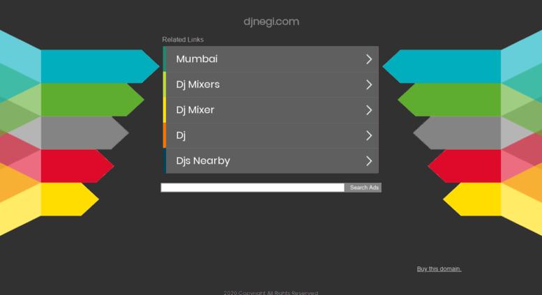 Access djnegi com  DjNeGi CoM : DjNeGi CoM : Free Mp3 Song, HD