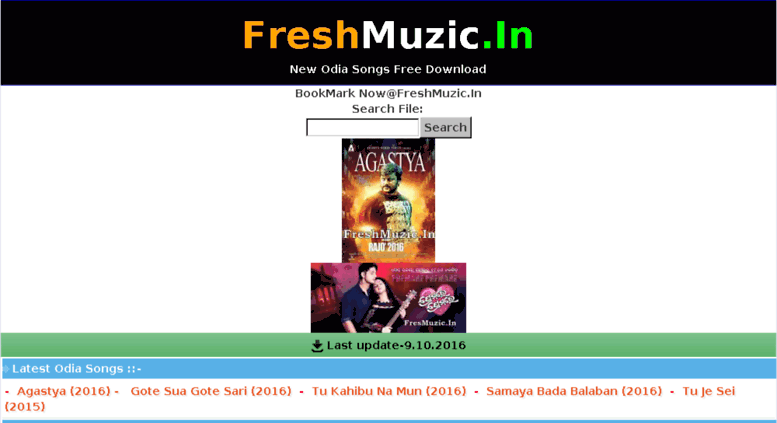 Access djsujit in  FreshMuzic In | Odia New Mp3 Songs,Odia DJ,Odia