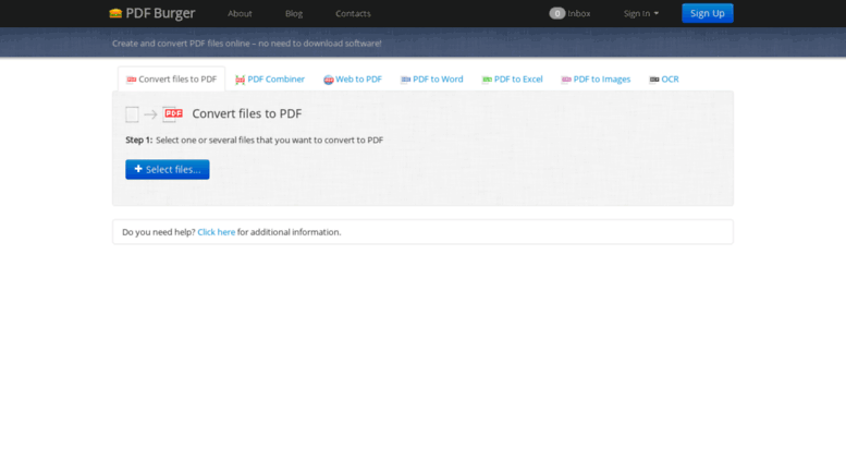 Access docs zone  PDF Converter ONLINE: Convert Word/Excel