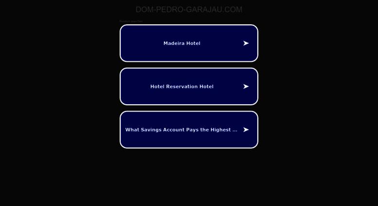 Access Dom Pedro Garajau Com Dom Pedro Garajau Hotel Madeira Island
