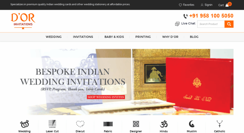 Access Dorinvitations Com Buy Indian Wedding Cards Online