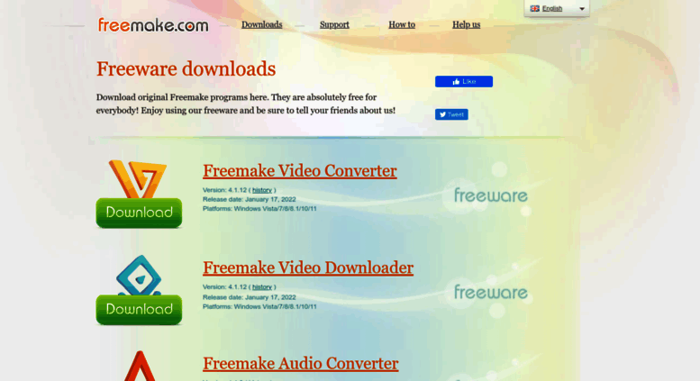 is freemake.com safe to download