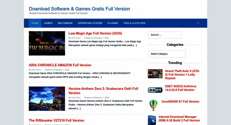 Access download.ipeenk.com. Download Software & Games ...