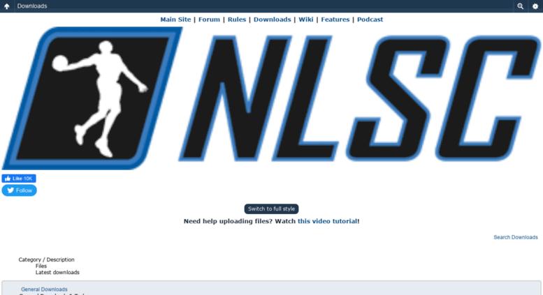 Access Downloadnba Livecom Nlsc Forum Downloads