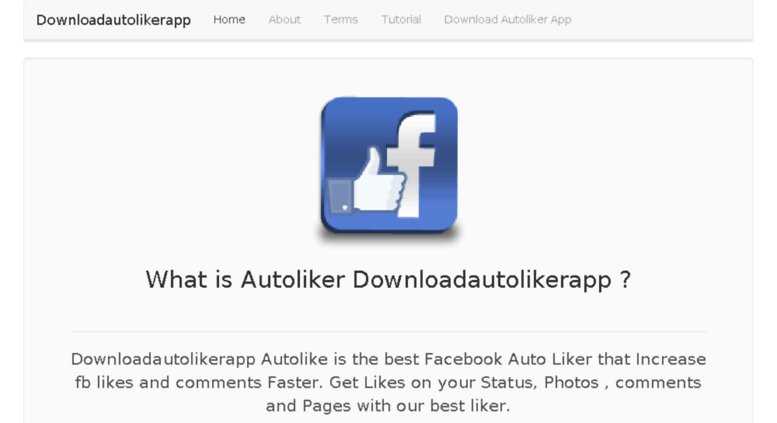 download auto liker app for facebook