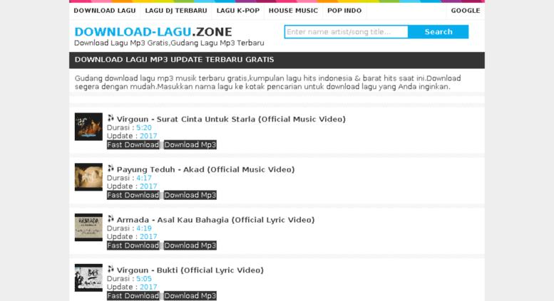 download mp3 musik pop indonesia terbaru