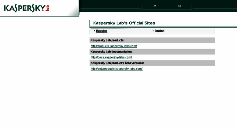 Access downloads kaspersky-labs com  Kaspersky Lab