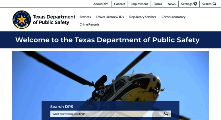 txdps drivers license address change