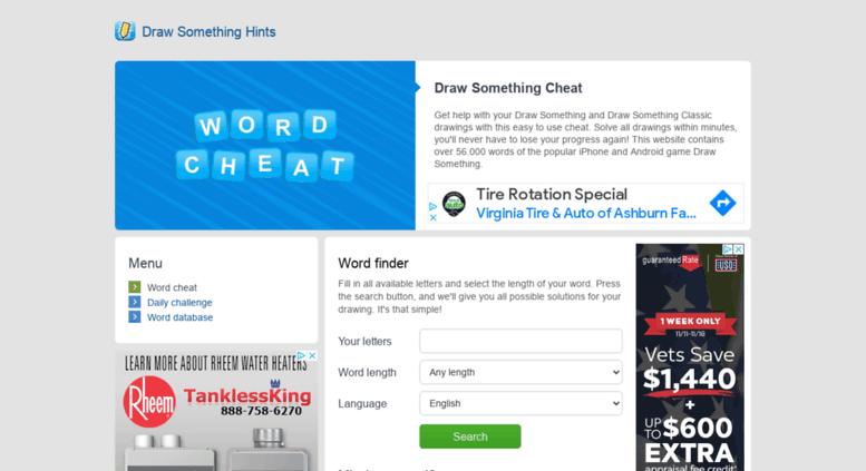Access Drawsomethinghints Com Draw Something Help Words And Cheats