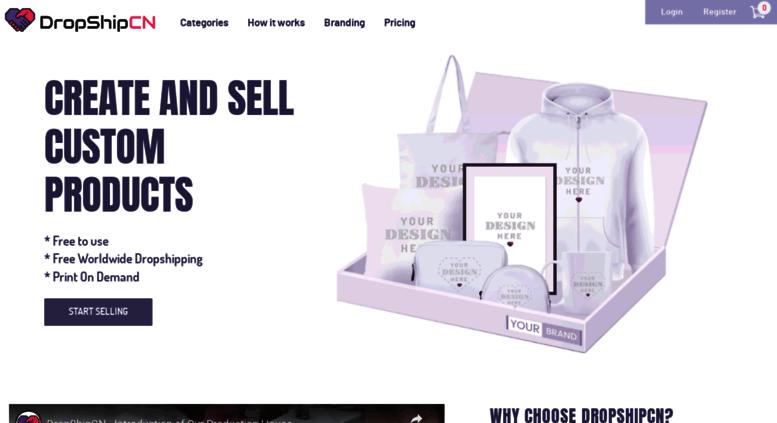 Access dropshipcn com  Wholesale Drop Shipping - China Wholesale