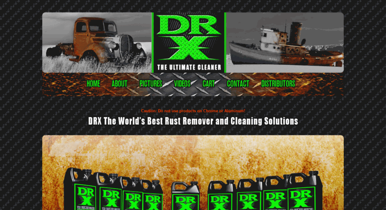 Access drx1 com  DRX The Ultimate Cleaner