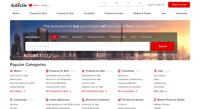 Access dubaicity olx ae  dubizzle Dubai Classifieds - Best place to