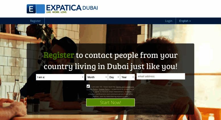 expat dating sites dubai
