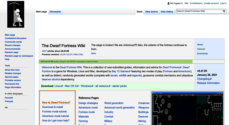 dwarf fortress download mac os x