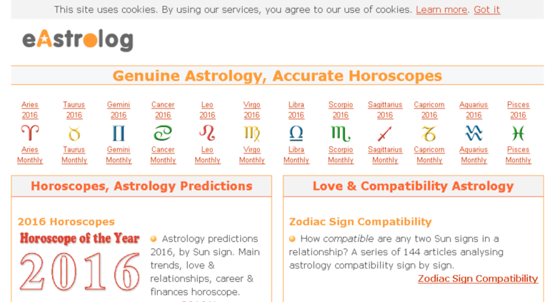 eastrolog free daily horoscopes sagittarius horoscope today
