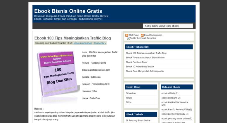 Bisnis Online Png