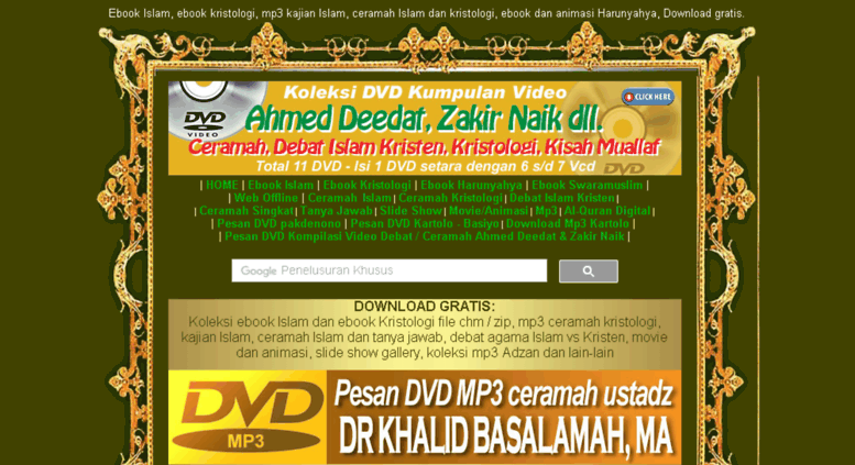 Ebook Kajian Islam