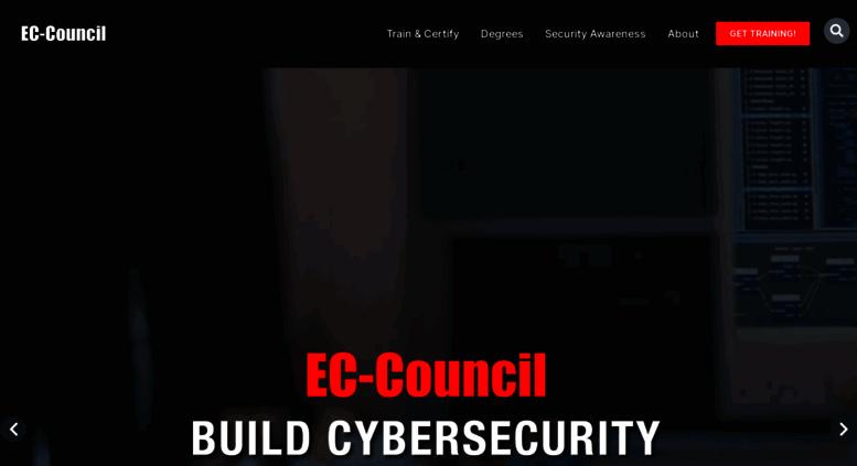 Access eccouncil org  Certified Ethical Hacker | InfoSec