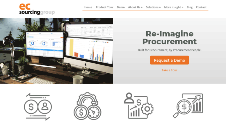 Access ecsourcinggroup com  Esourcing & Strategic Sourcing