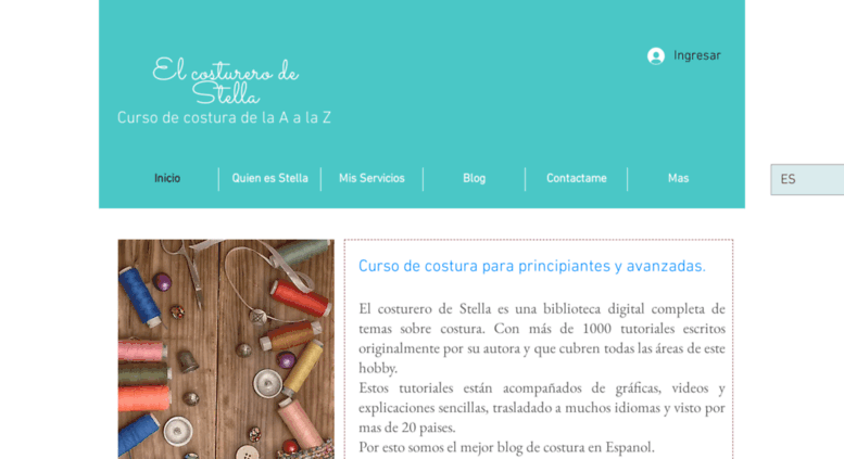 AccessEl Costurero De AccessEl Costurero Stella De Stella IED2b9eYWH