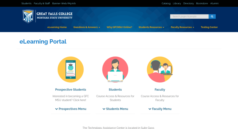 Access Elearninggfcmsuedu Elearning Portal Elearning Great