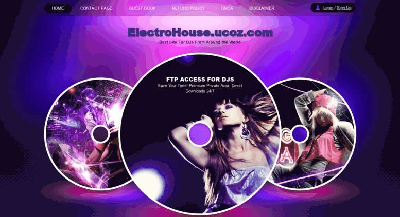Access electrohouse ucoz com  Music For DJs Hot Tracklist New mp3