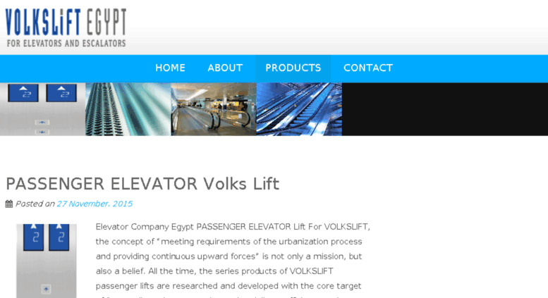 Access elevator-egypt com  مصاعد كهربائية Elevator Egypt ESCALATOR
