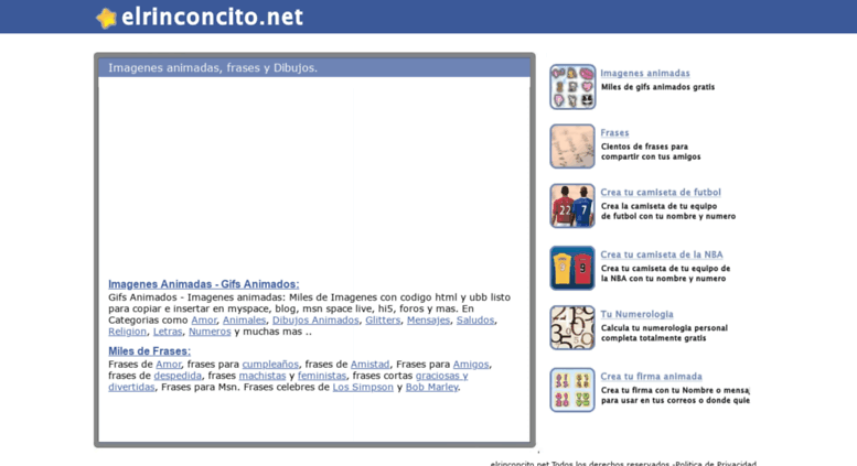 Access Elrinconcito Net Elrinconcito Net Imagenes Animadas