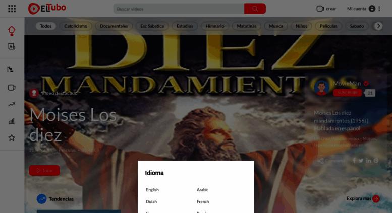 Access Eltuboadventistacom El Tubo Adventista Predicando El