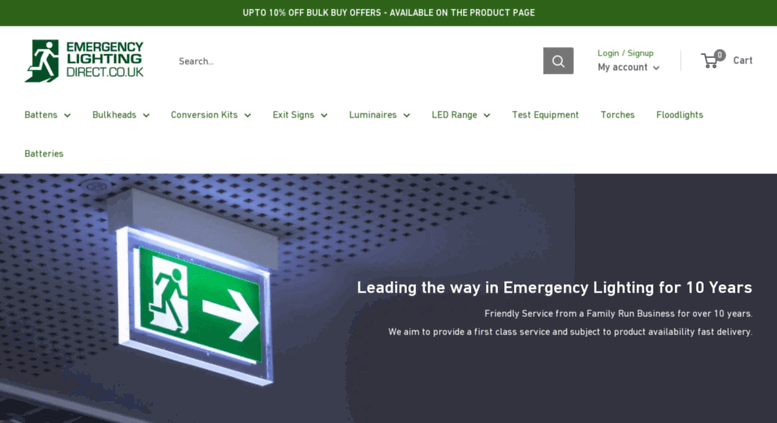 Access Emergency Lighting Direct Co Uk