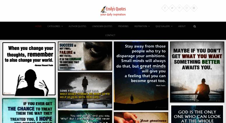 Access Emilysquotes Popular Inspirational Quotes At EmilysQuotes Inspiration Popular Inspirational Quotes