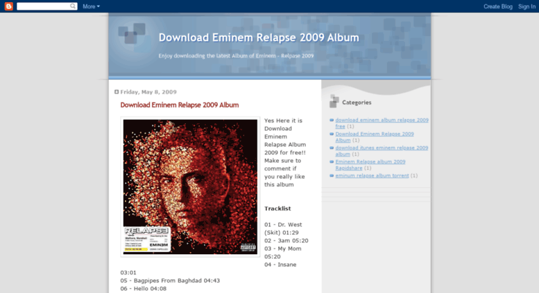 Eminem – relapse 2 (mixtape) | dotgotit.