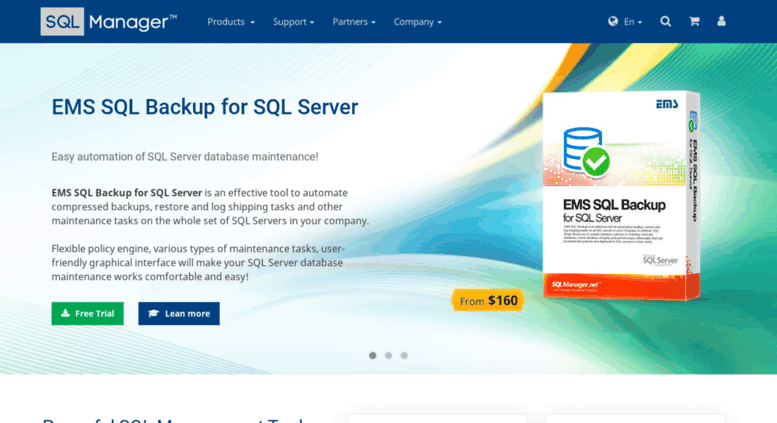 Access ems-hitech com  EMS SQL Manager - SQL Tools and