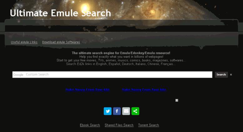 Emule Search