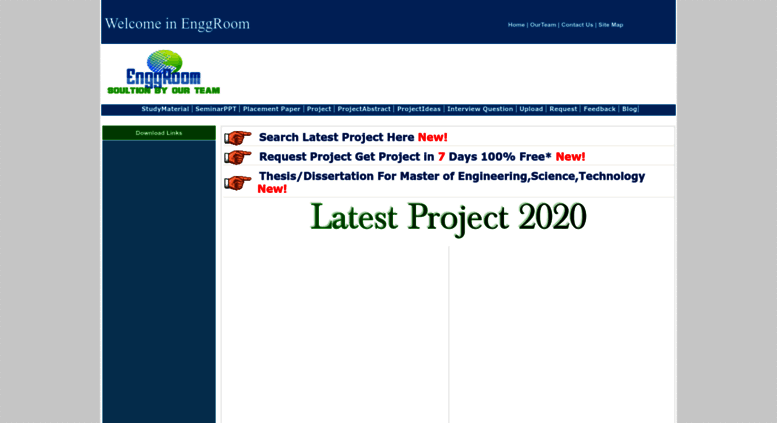 Access enggroom com  free download project of php,java,asp net,mvc
