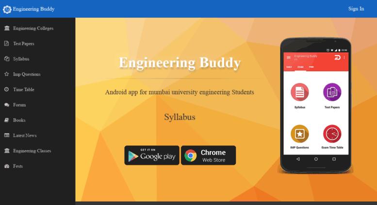 Engineering buddy