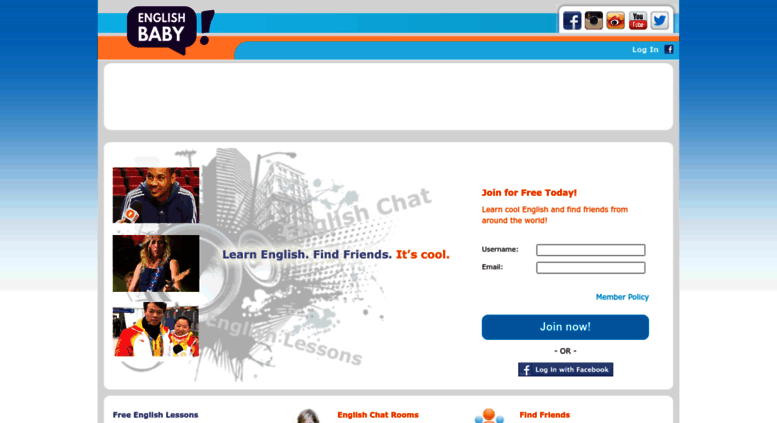 chat english online free room