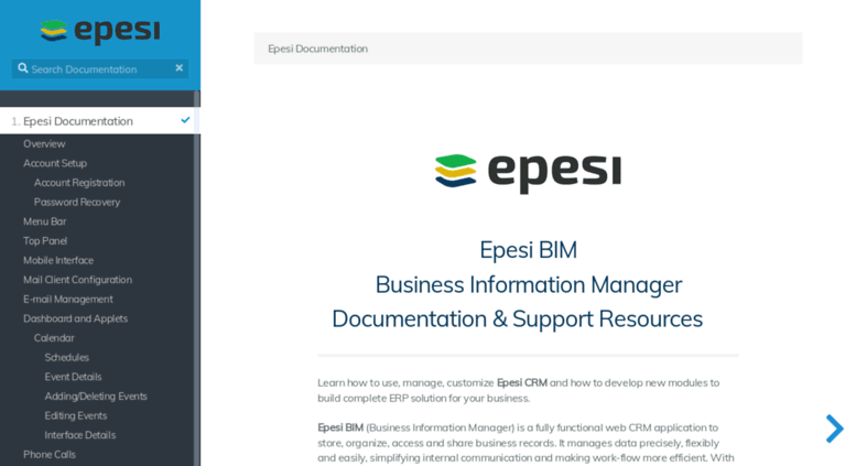 Access epesi org  Epesi Documentation | Epesi Documentation