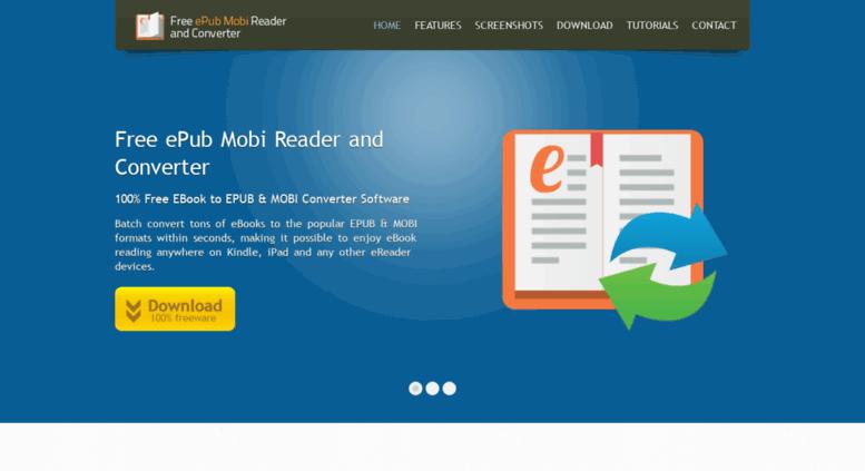 mobi reader freeware