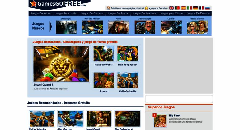 Access Es Gamesgofree Com Descargar Juegos Gratis Gamesgofree Com